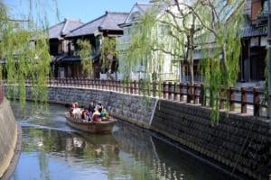 Sawara: the Hidden Little Edo nearTokyo