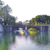 Book a tour to cycle around the Imperial Palace | otomo