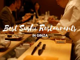 7 Best Sushi in Ginza: from Kyubey to Sukiyabashi Jiro