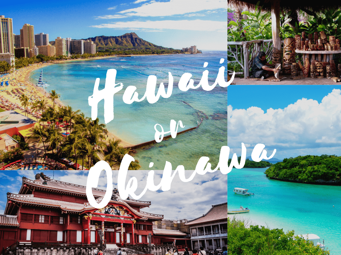 Hawaii vs Okinawa: Which Beach Resort to Travel?