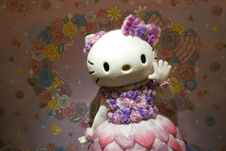Hello Kitty at Lady KittyHouse