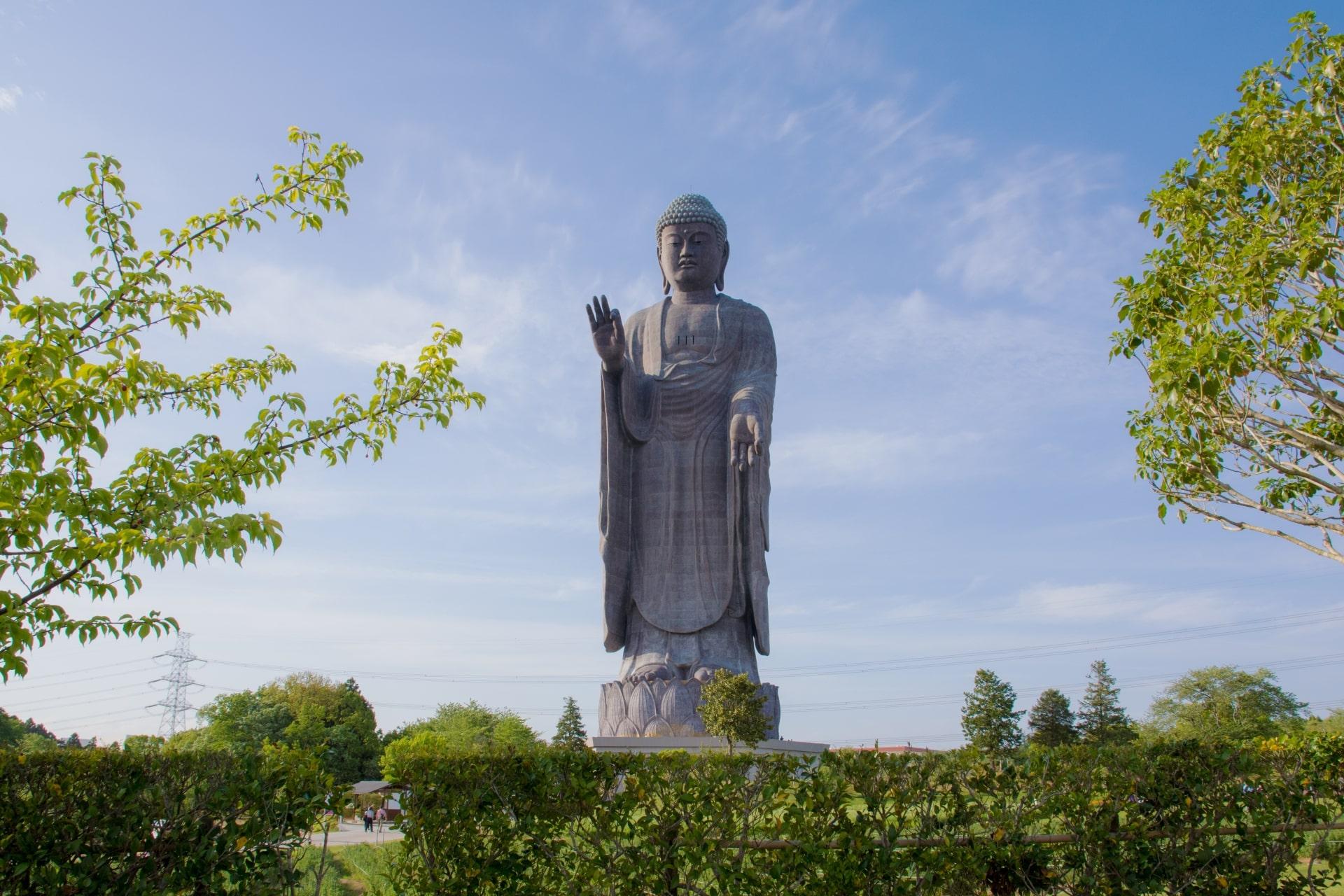 Ushiku Daibutsu Buddha