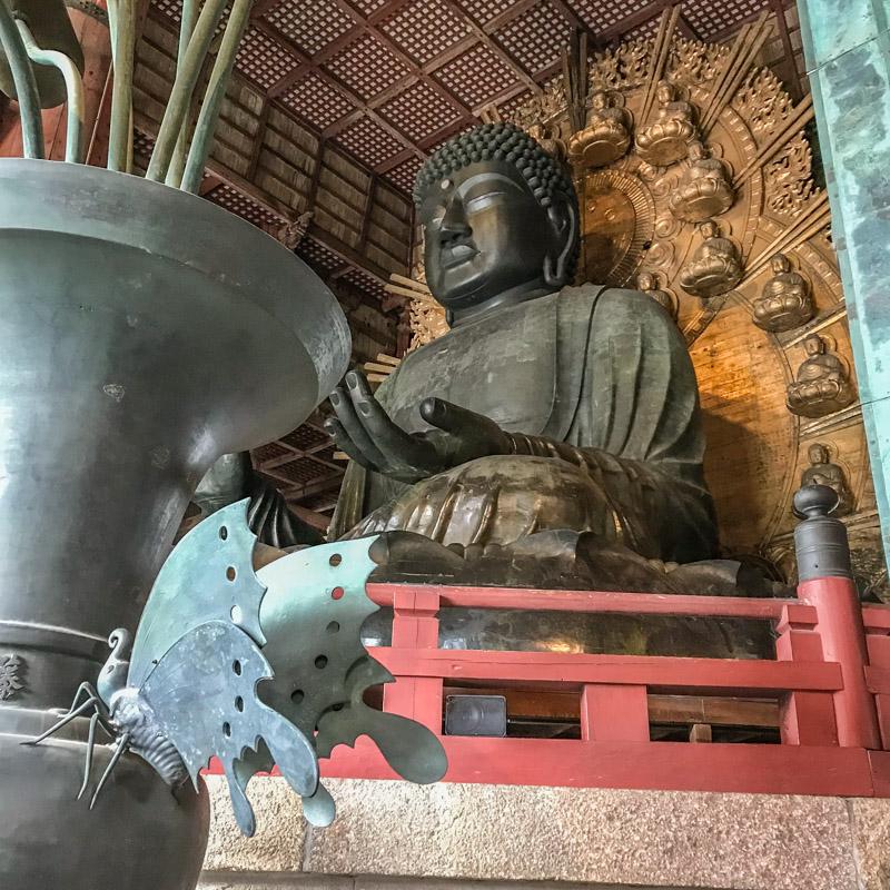 Nara DaibutsuBuddha