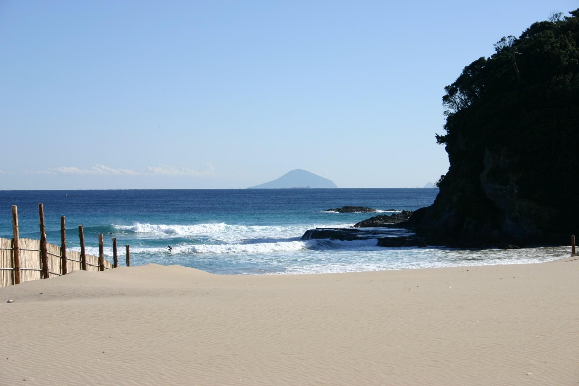 Beach in Izu