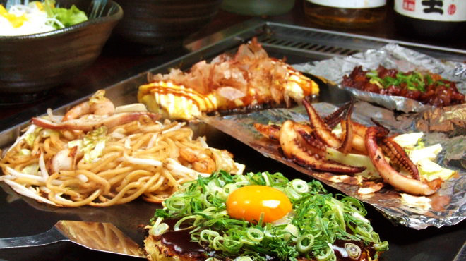 Wahaha Fugetsu Shibuya: Legendary Okonomiyaki Restaurant fromOsaka