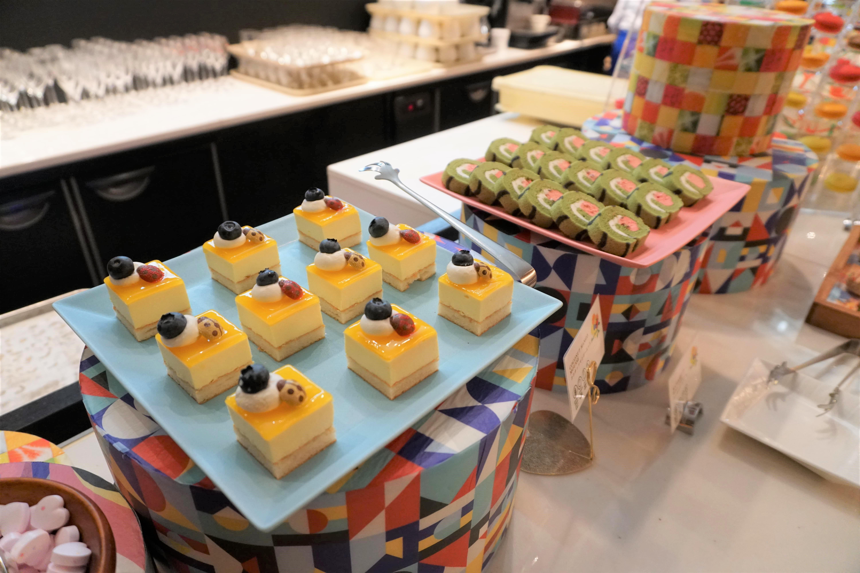Summer Fruits Dessert Buffet at ANA InterContinental Tokyo 2019