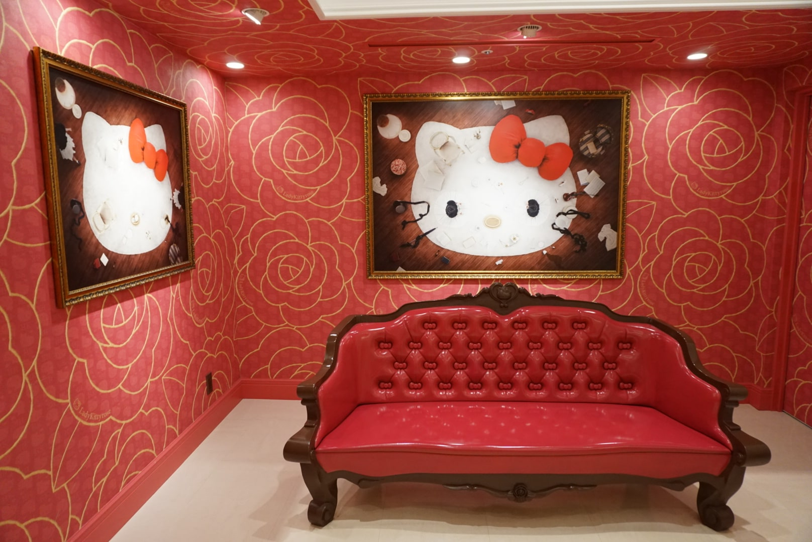 Lady Kitty House