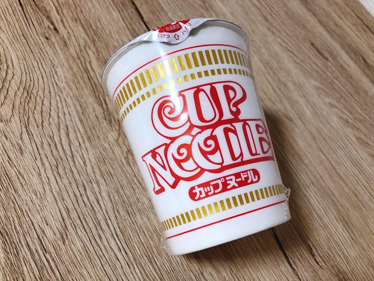 Nissin Cup Noodle (InstantNoodle)