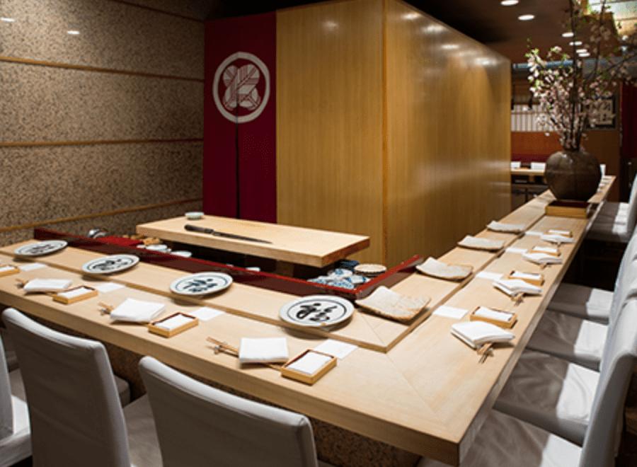 SushiKanesaka