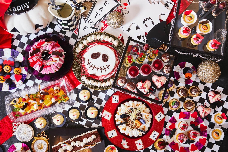 Best Autumn Dessert Buffets in Tokyo2019