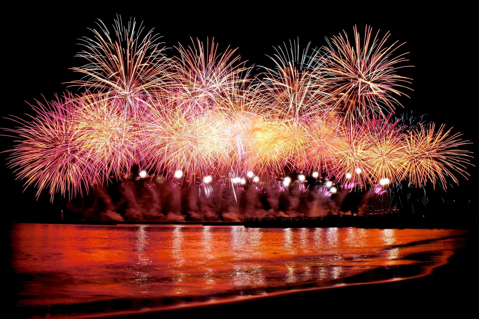 Atami Fireworks Festival