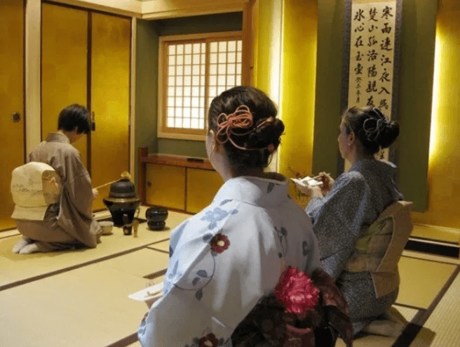 Hisui Tokyo Tea Ceremony