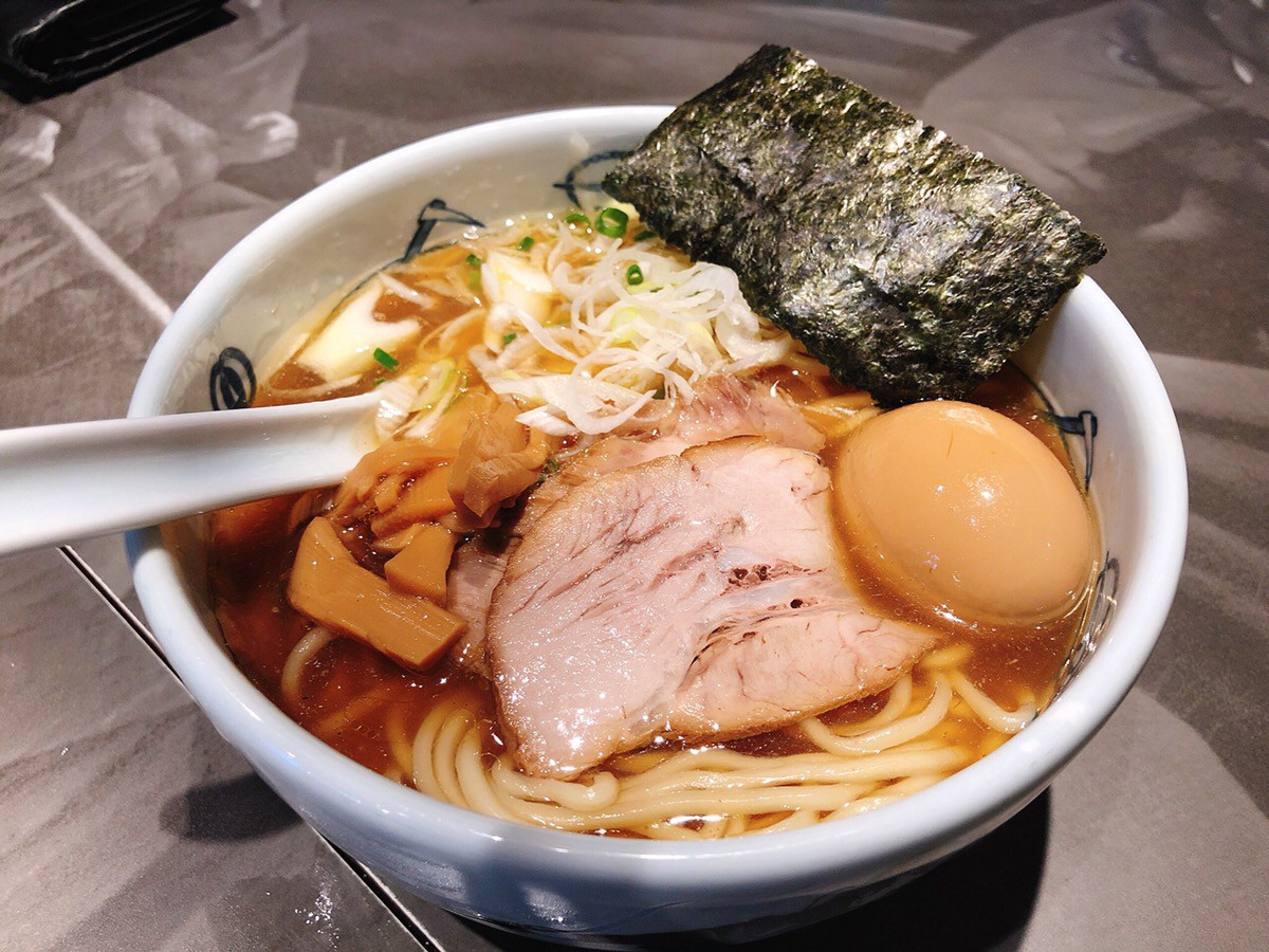 Ramen at Menya Musashi(麺屋武蔵)