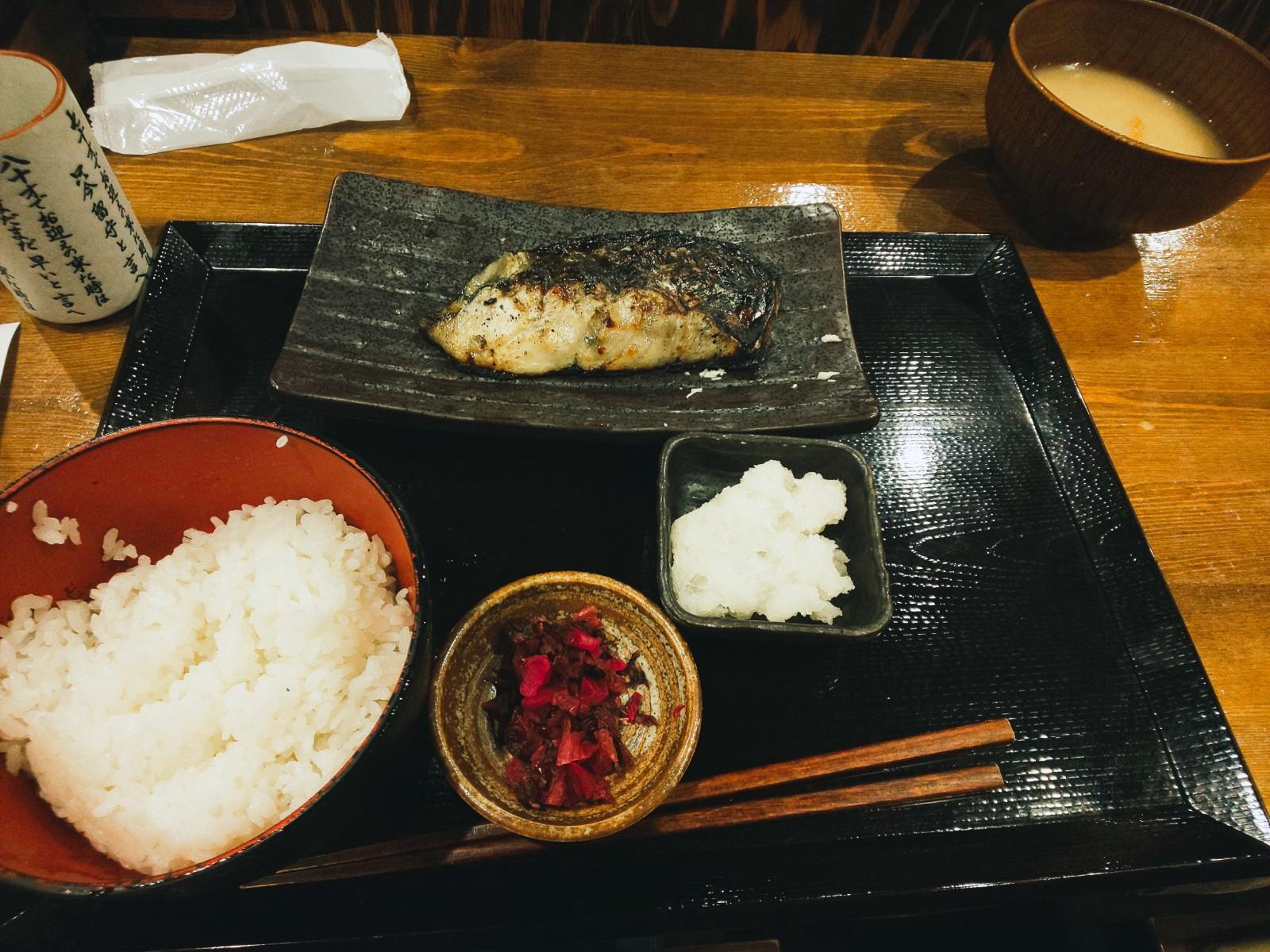 Shimpachi Shokudo(しんぱち食堂)
