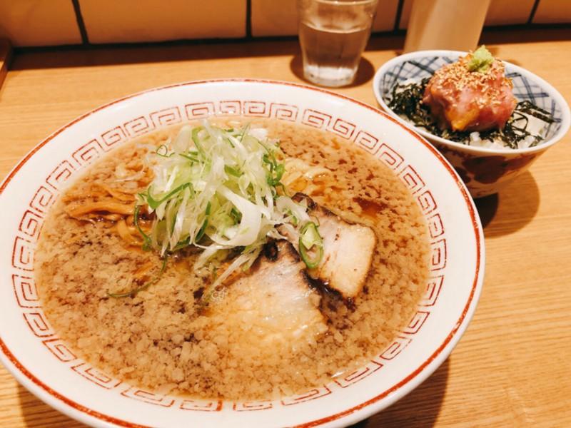 Ramen at Kitakata Shokudo(きたかた食堂)