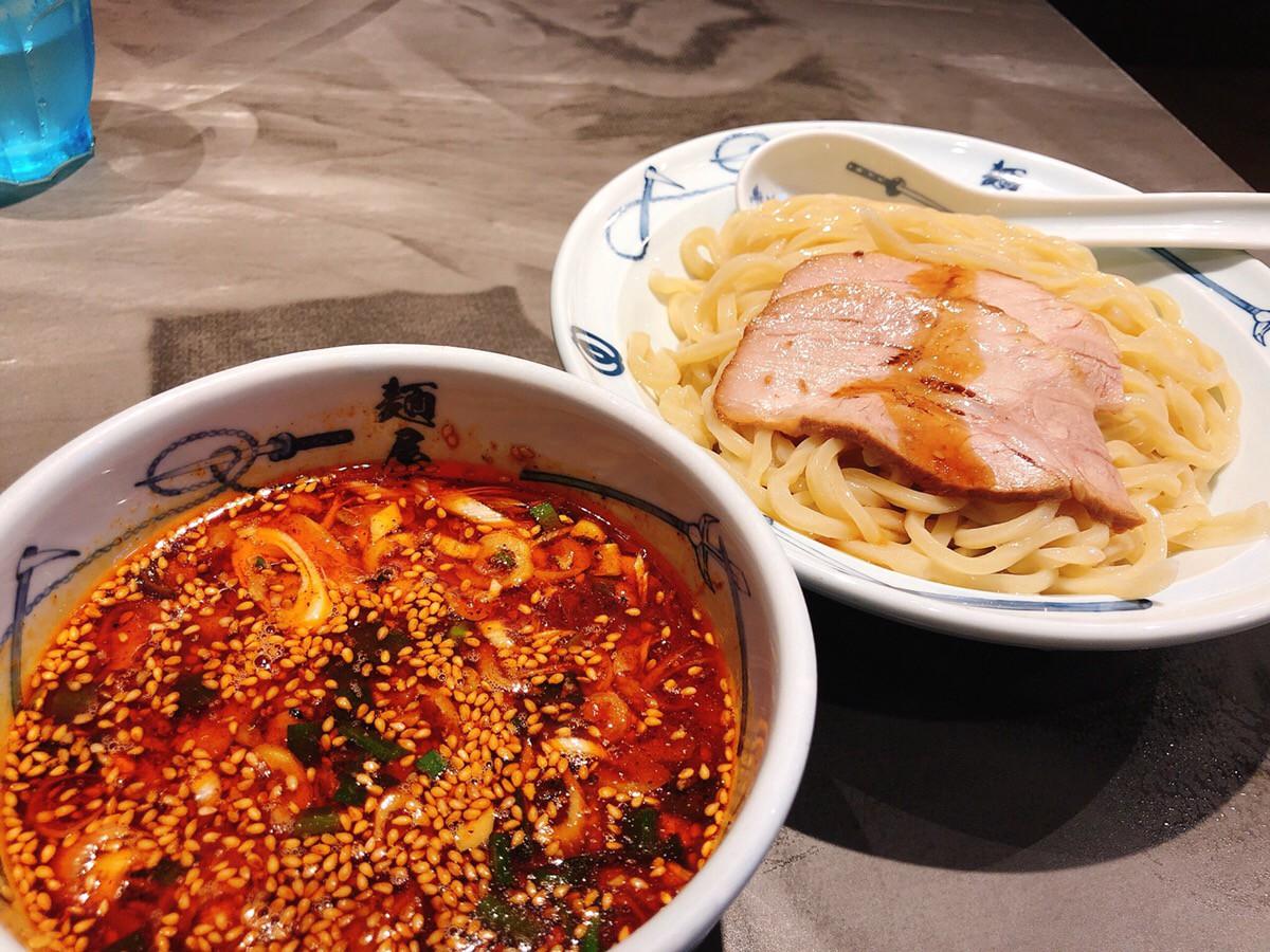 Tsukemen at Menya Musashi(麺屋武蔵)