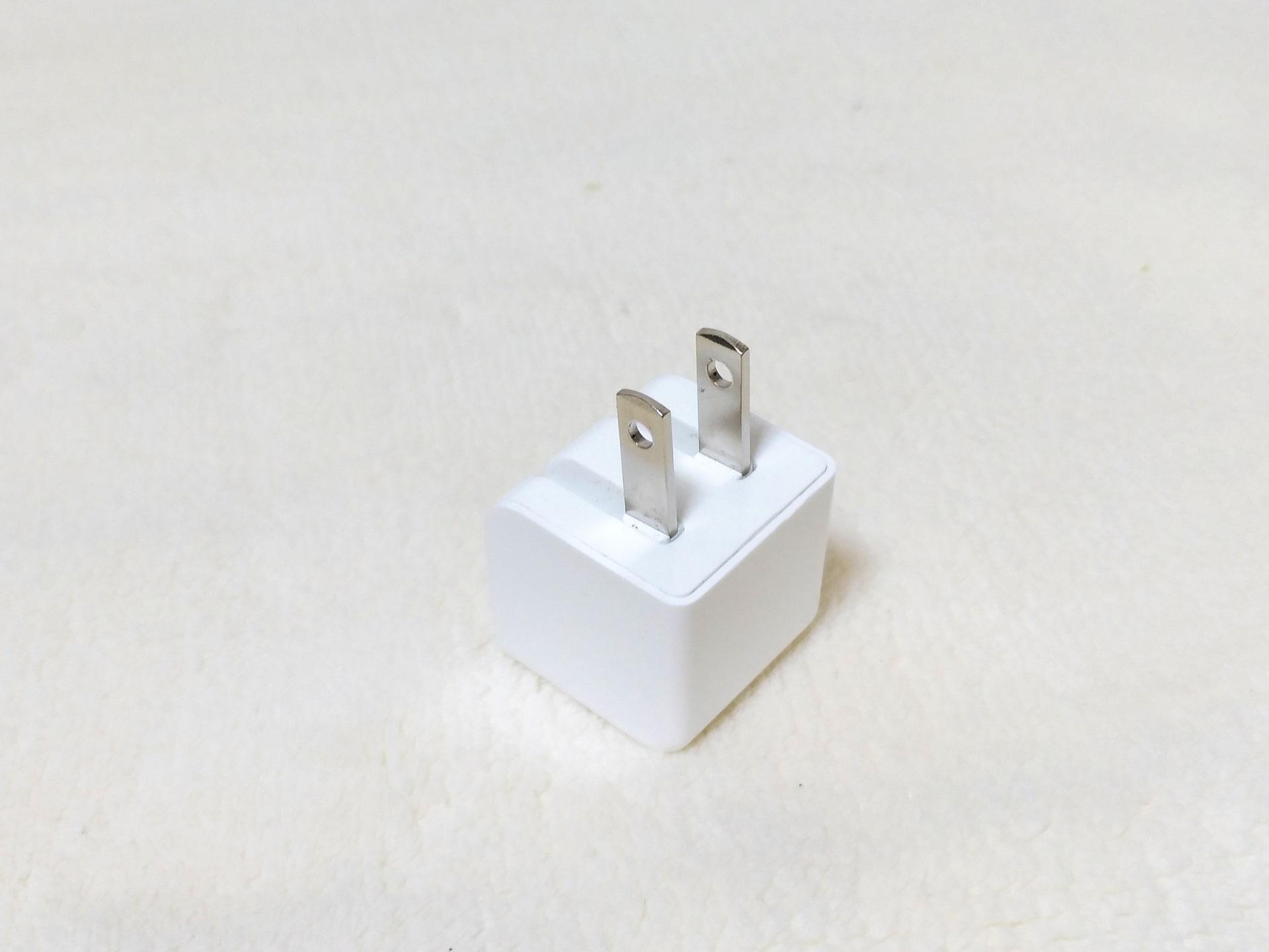 Power plug in Japan