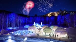Tomamu Ice Village: Dreamy Winter Wonderland inHokkaido