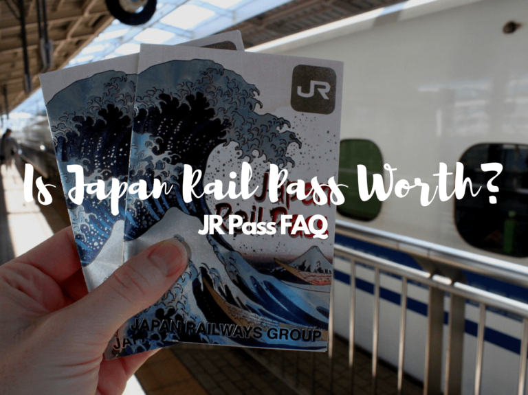 Japan Rail Pass FAQ