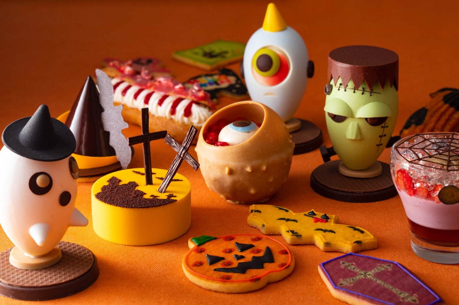 Best Halloween Treats in Japan 2019