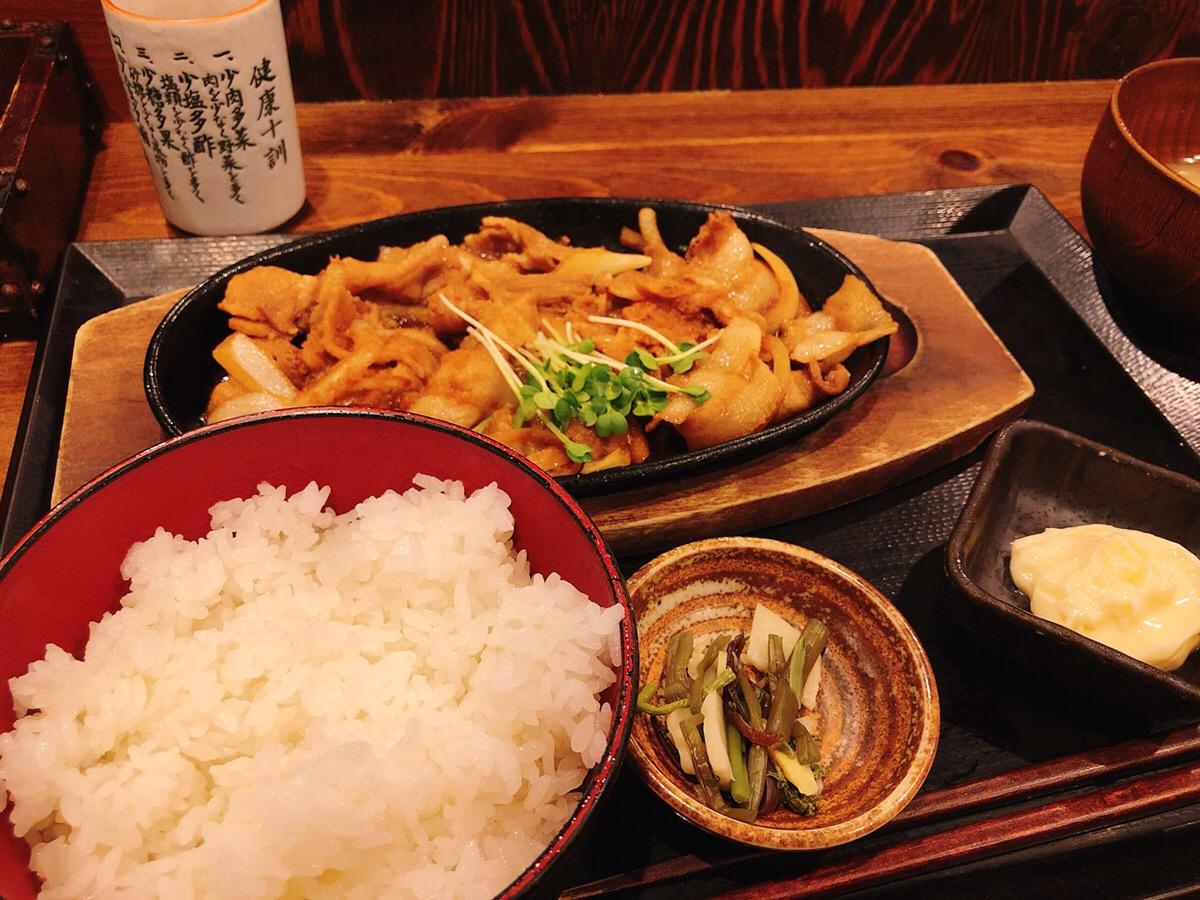 Shimpachi Shokudo