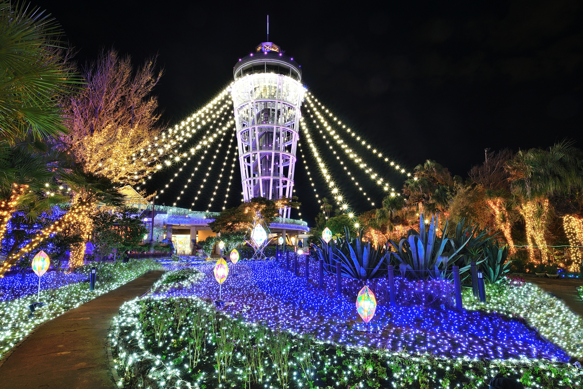 Enoshima Winter Illumination: the Jewel of Shonan 2019–2020