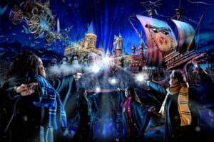 Universal Studios Japan: Hogwarts Magical Night ~Winter Magic~