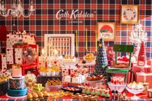 Best Winter Dessert Buffets in Tokyo