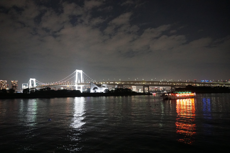Tokyo Bay Yakatabune Views