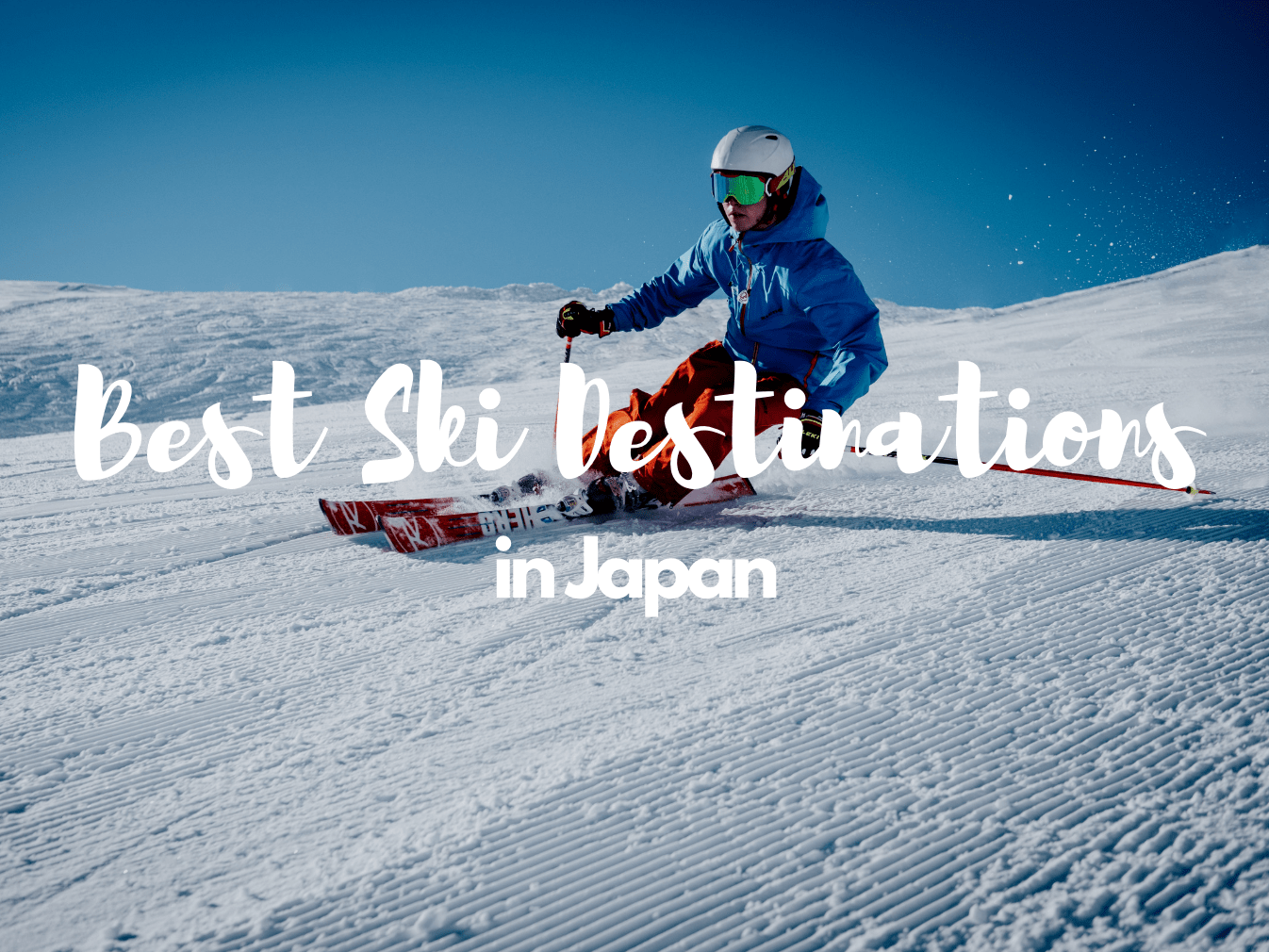 Best Ski Resorts in Japan 2019-2020