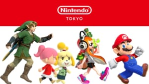 Nintendo TOKYO: the First Official Nintendo Store in Japan