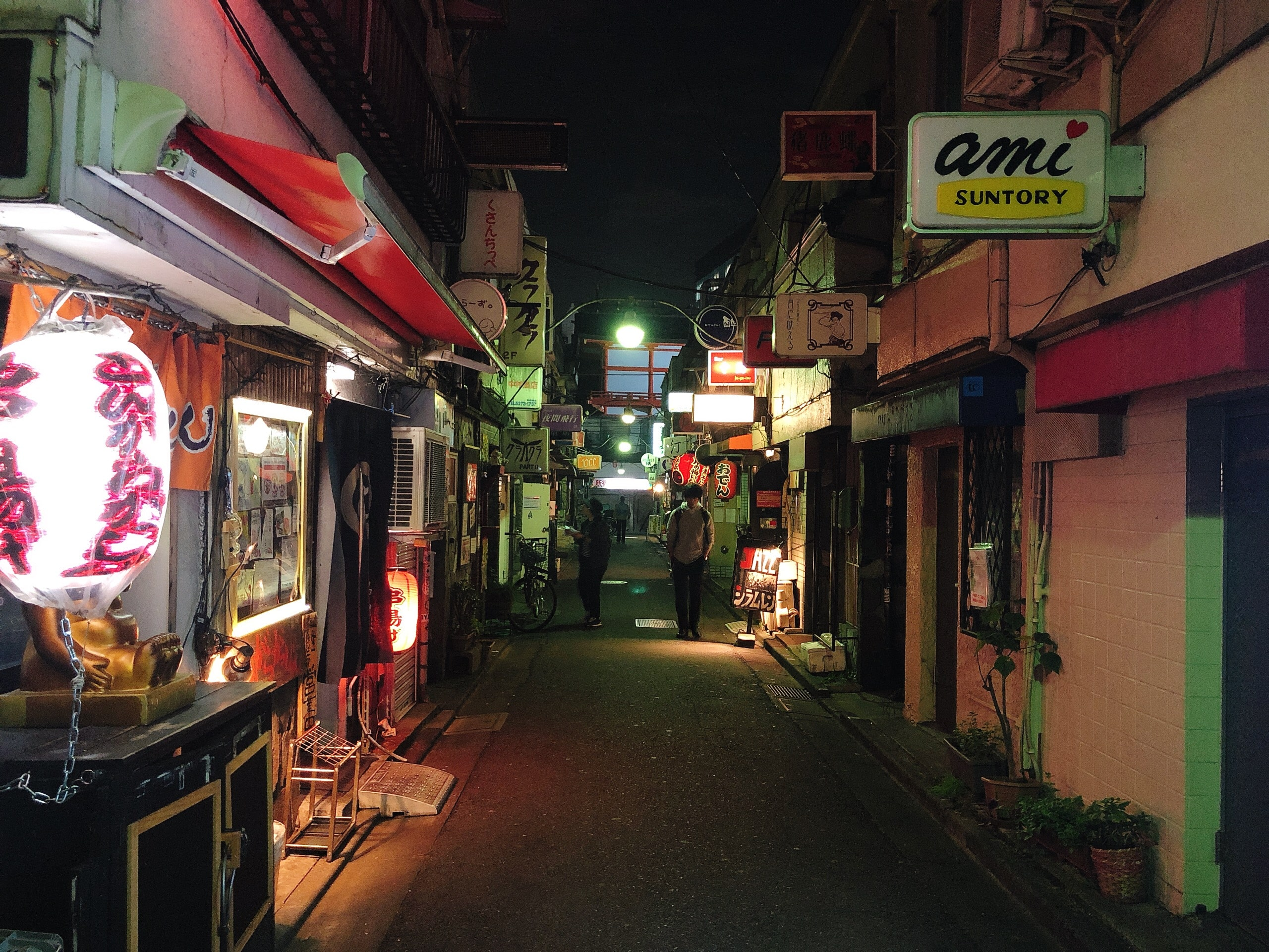 Golden gai at Shinjuku