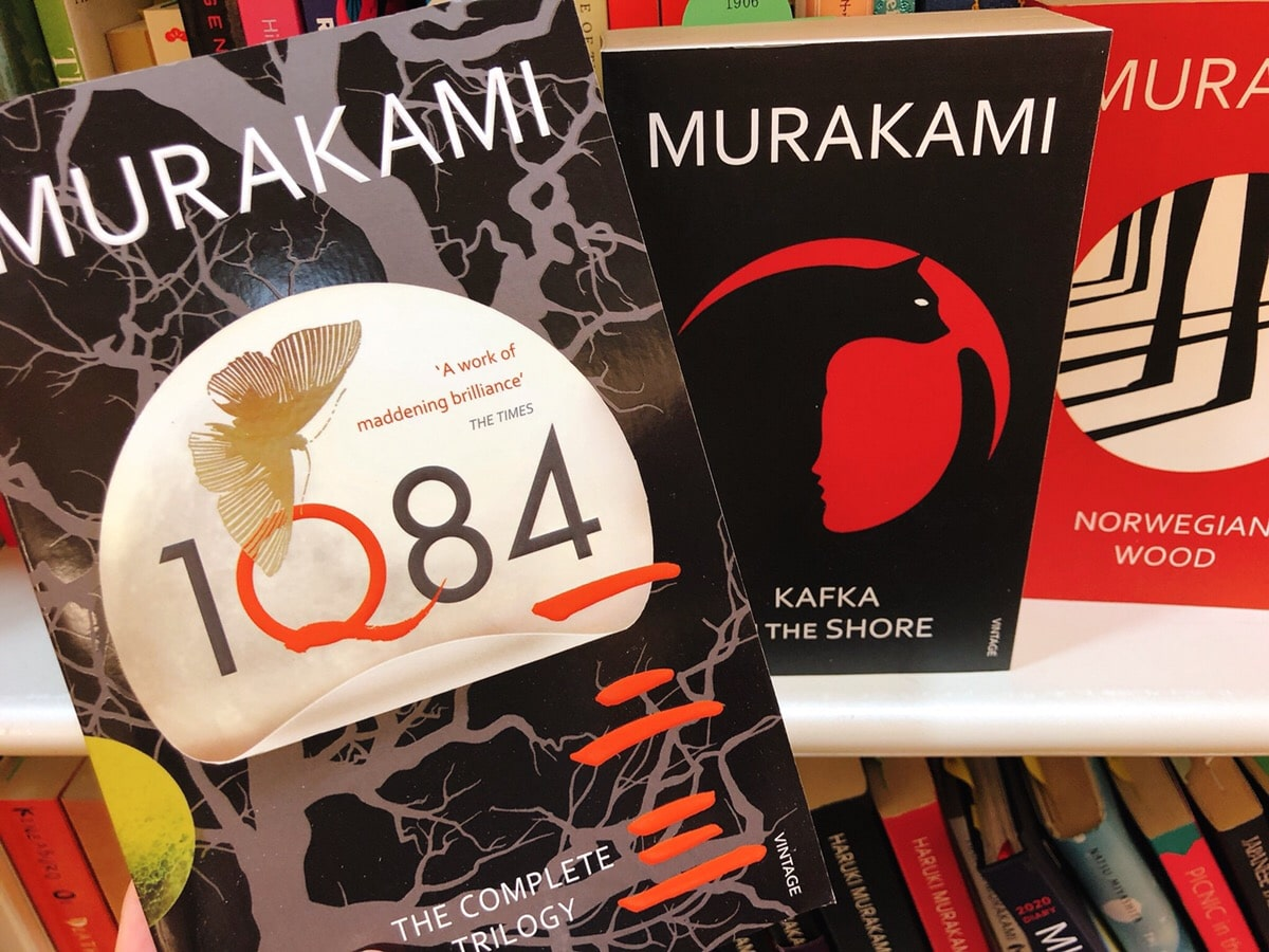 10 Best Books Written by Haruki Murakami