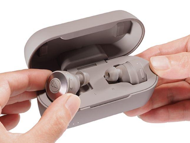 Audio Technica earphones
