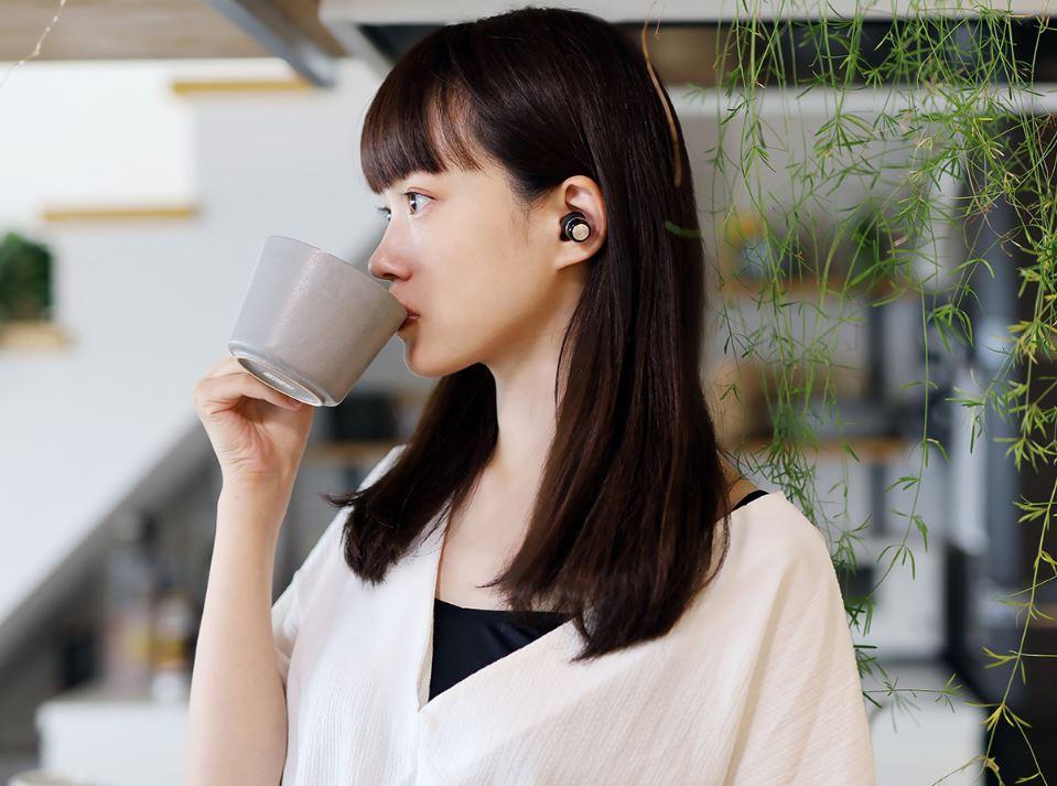AVIOT earphones