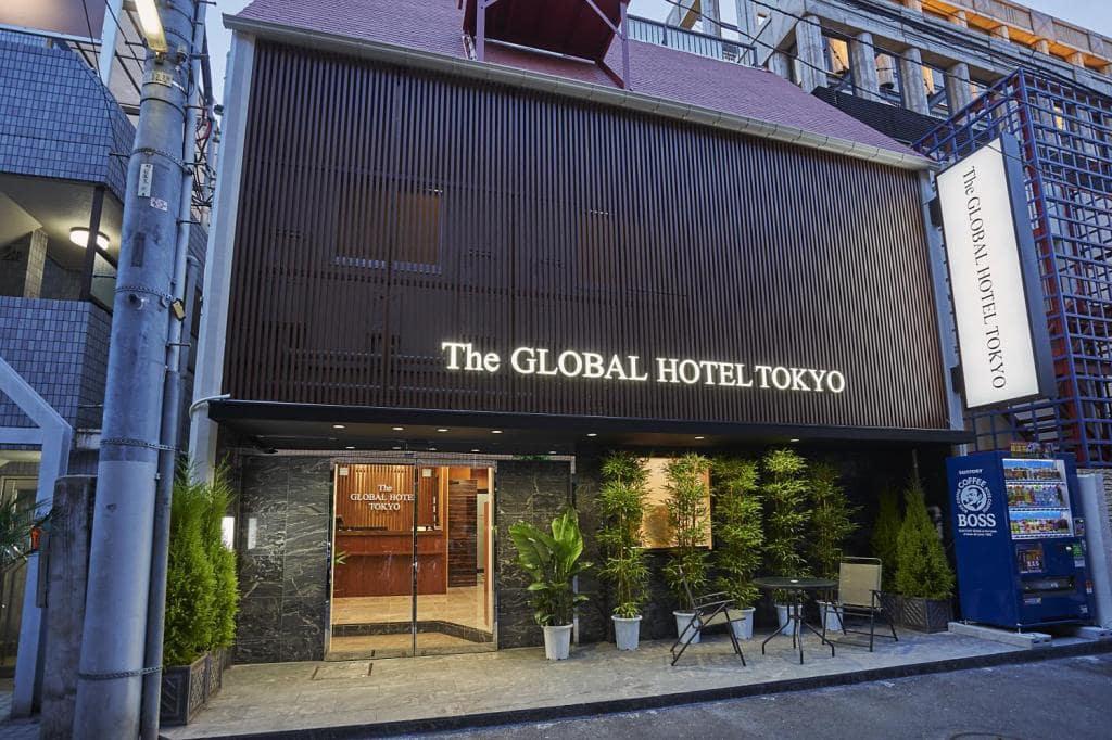 The Global Hotel Tokyo1