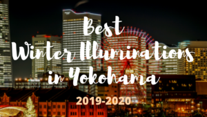 Best Winter Illuminations in Yokohama