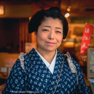 Nishiki Market Lady