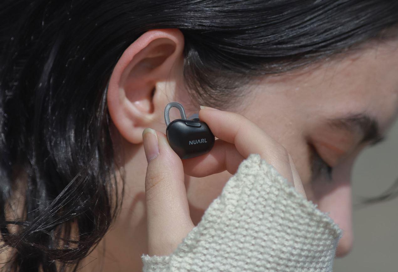 NUARL earphones