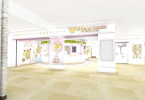 Pikachu Sweets by Pokemon Cafe to Open in Tokyo Winter