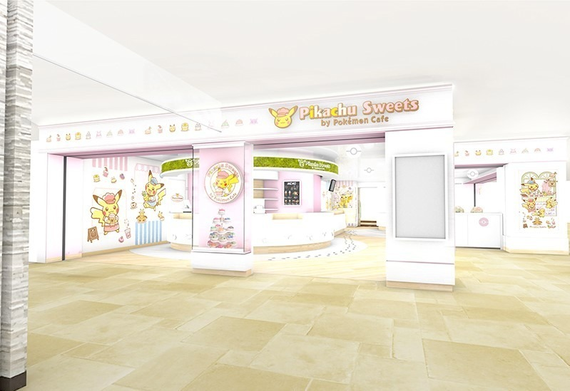 Pikachu Sweets by Pokemon Cafe to Open in Tokyo in 2019 Winter