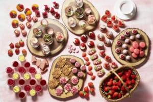 Best Strawberry Buffets in Tokyo
