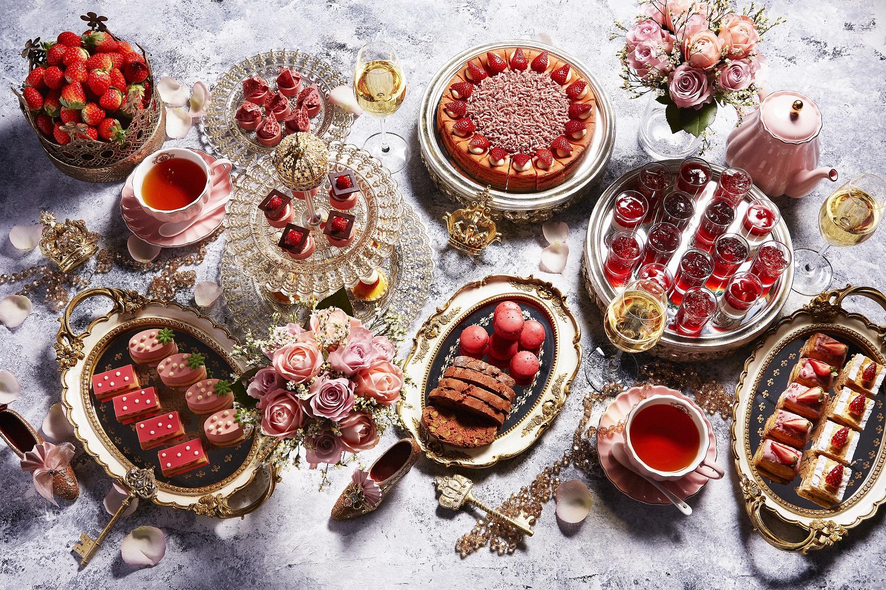 Best Strawberry Buffets in Tokyo2020