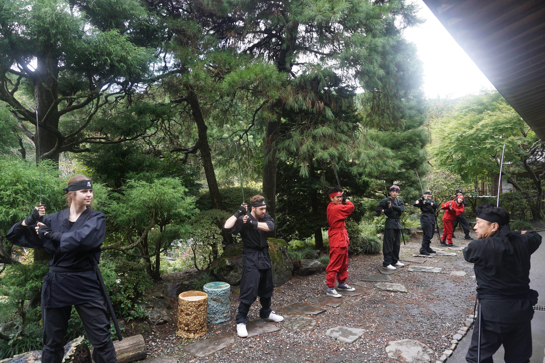 Ninja experiences
