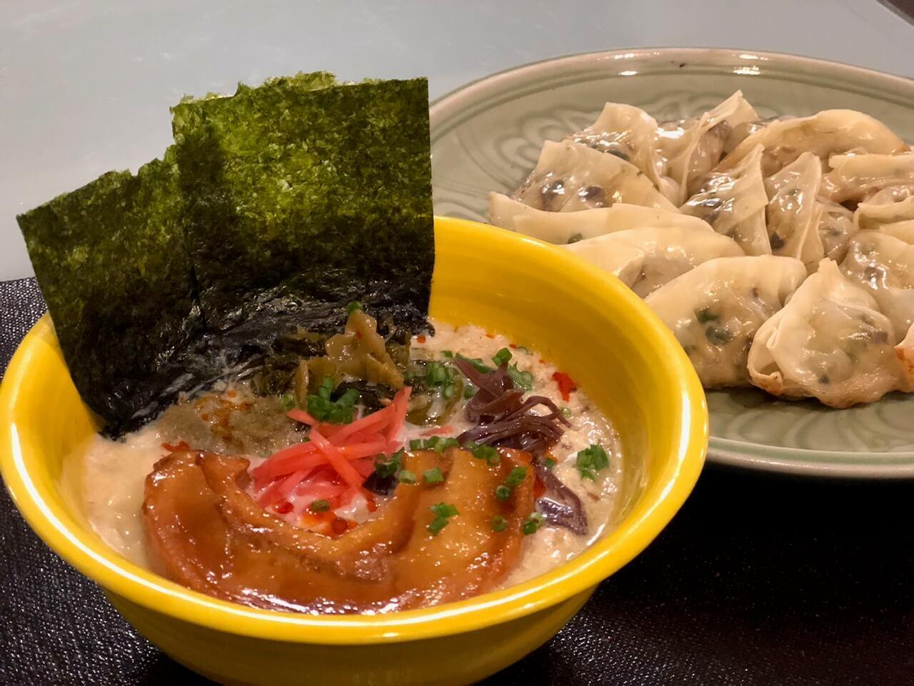Gyoza & Ramen Cooking Class