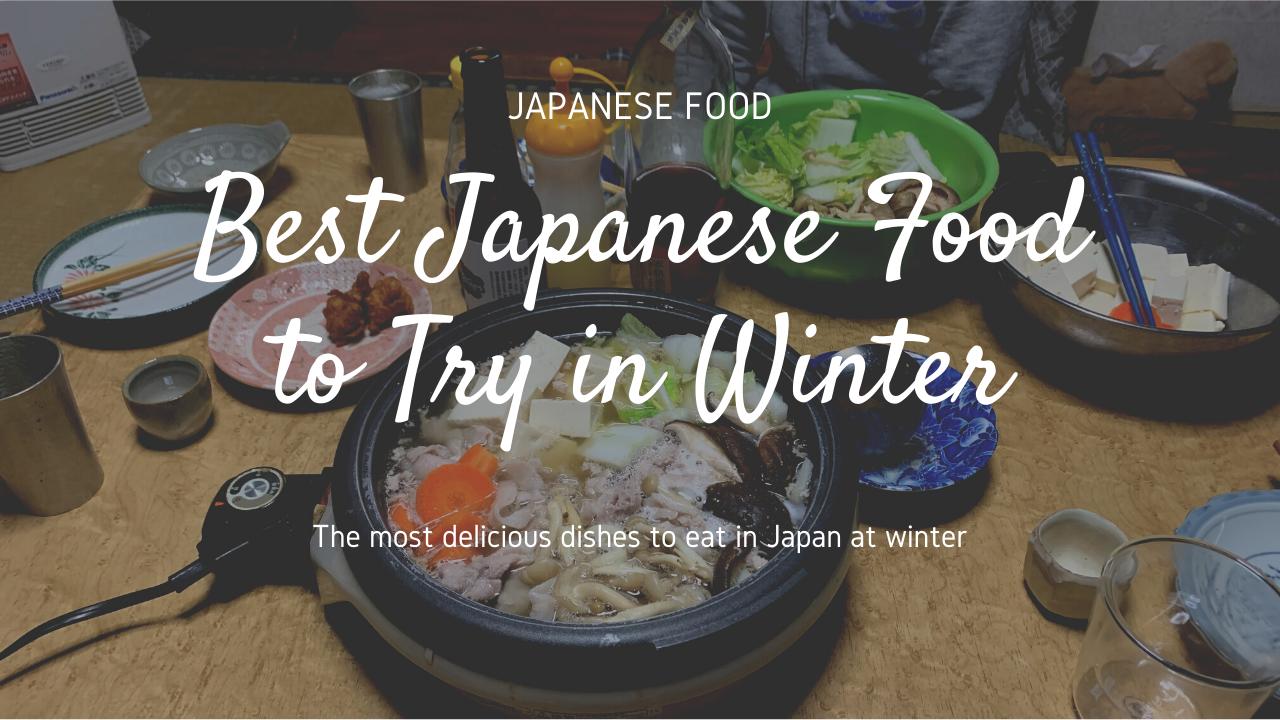 Japanese Food Winter