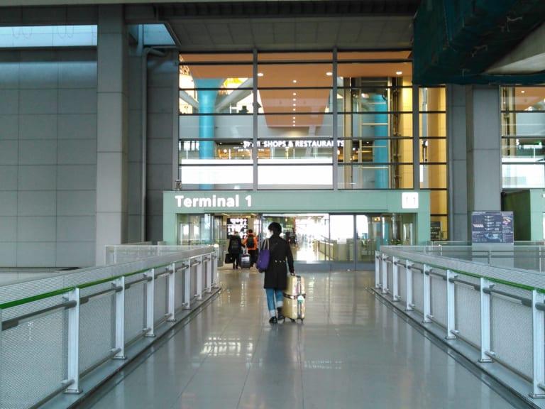 KIX entrance