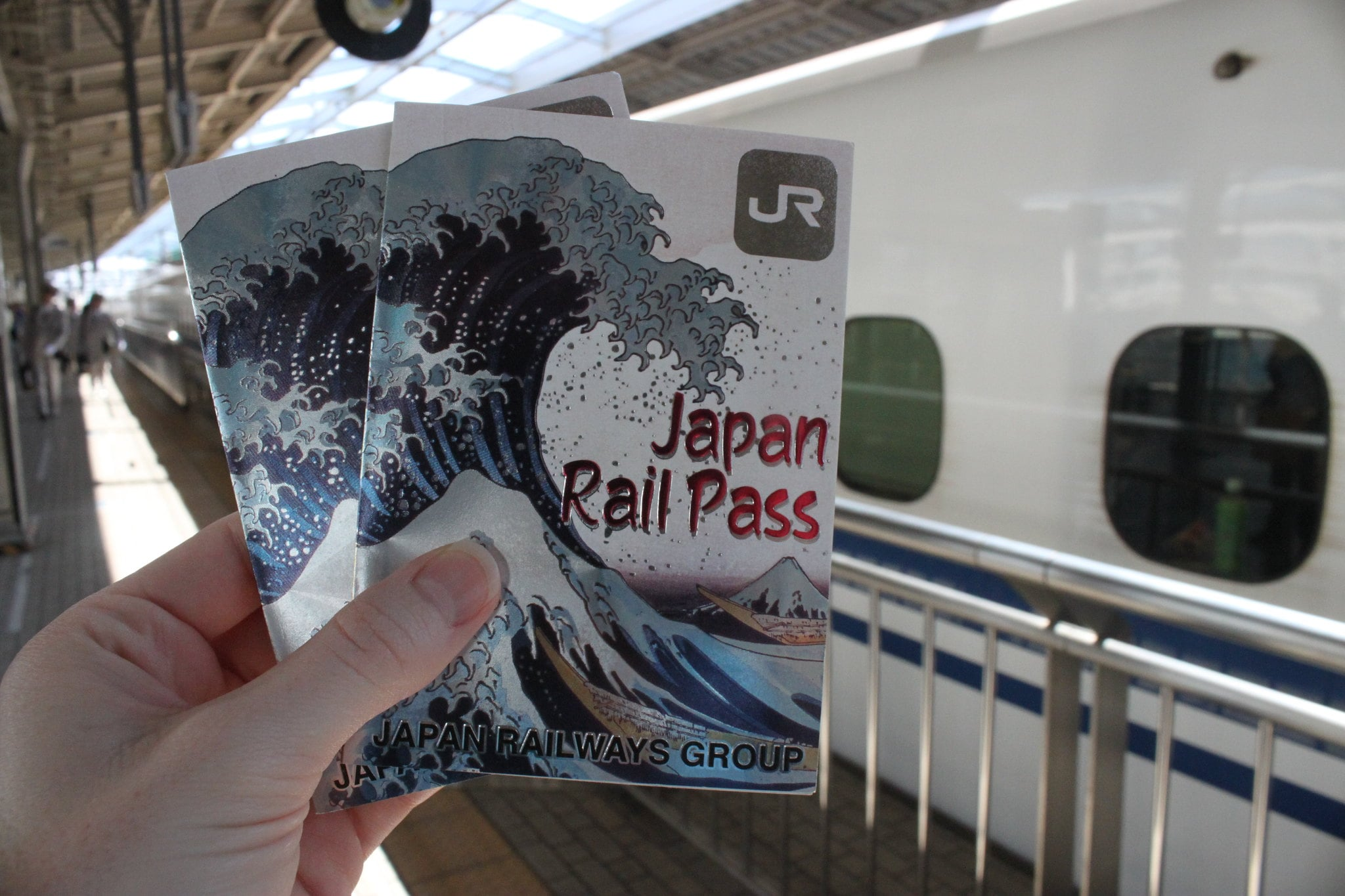 Japan Rail Pass-Unlimited Train Rides