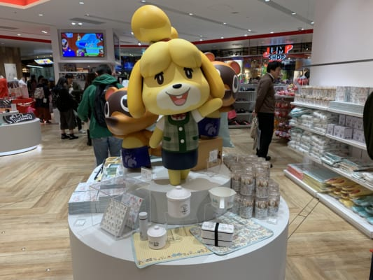 Animal Crossing Nintendo Store