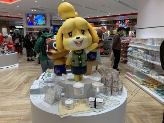 Animal Crossing Nintendo Store
